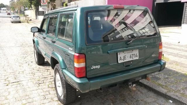 Jeep Cherokee Sport 1999 - Foto 2