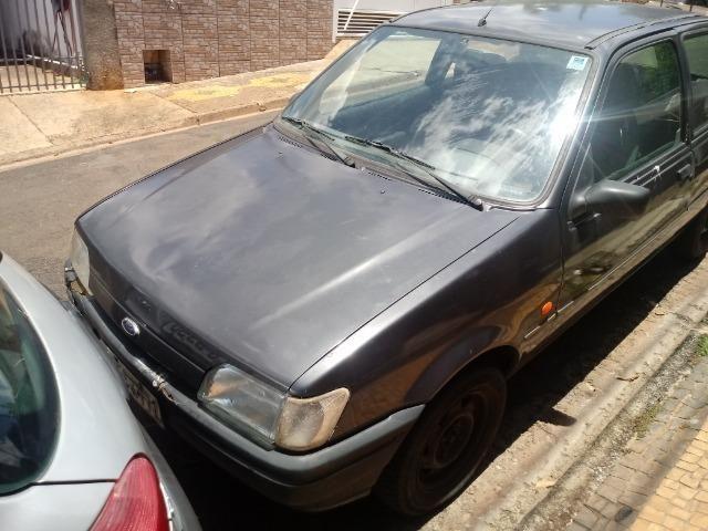 Fiesta 95 dok ok documento ok motor ok - Foto 5