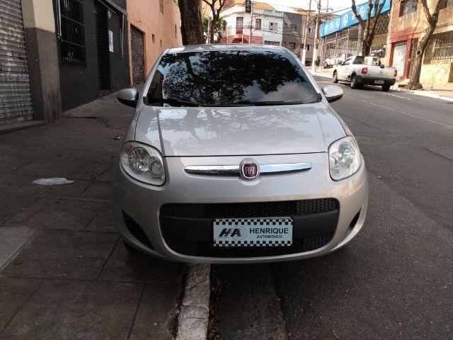 Fiat Palio 1.0 Attractive 8V Flex 4Ptas - Foto 4