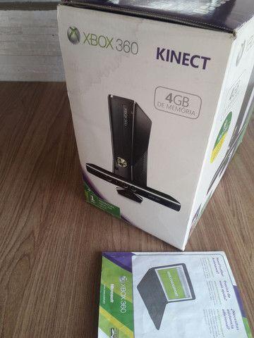 Caixa de Xbox 360 usada - Foto 4