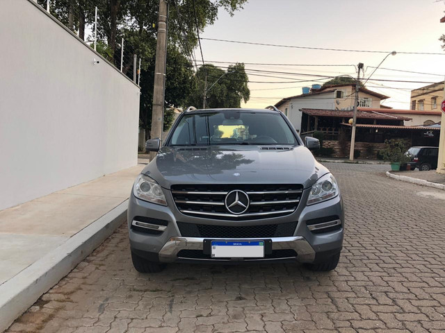 MERCEDES BENS ML350 3.0 l V6 DIESEL Bluetec oportunidade super nova