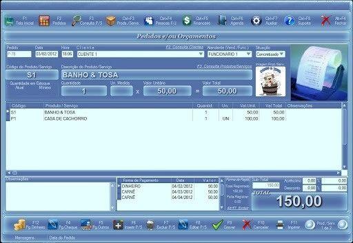Oferta Imperdivel sistema_petshop p/ computadores e notebooks em geral - Foto 2