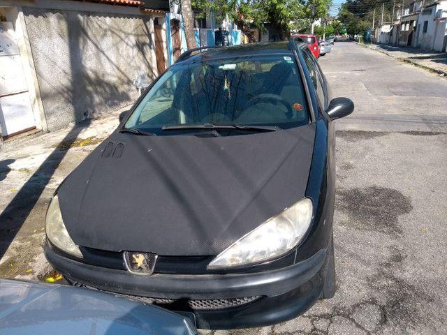 Peugeot 206 com gás 5°geracao - Foto 4
