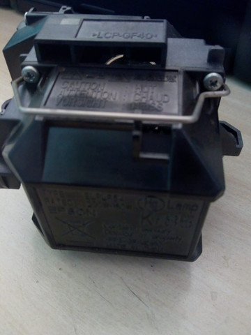 Lampada do Retroprojetor Epson s8+ - Foto 4