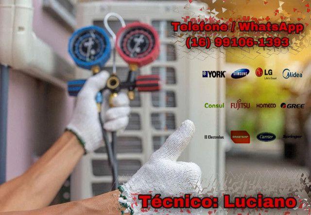Ar condicionado serviços