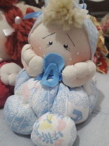 Bonecas de Pano - novas - Foto 5