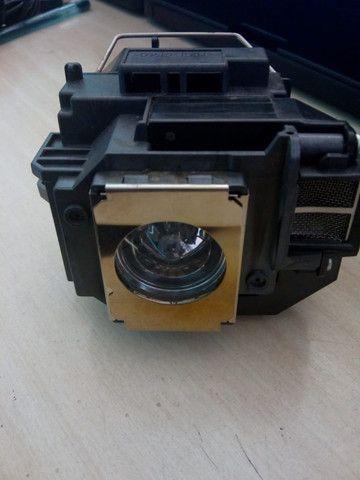 Lampada do Retroprojetor Epson s8+ - Foto 2
