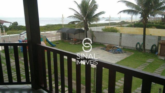 Excelente casa duplex em frente a Praia de Costa Azul - Foto 5