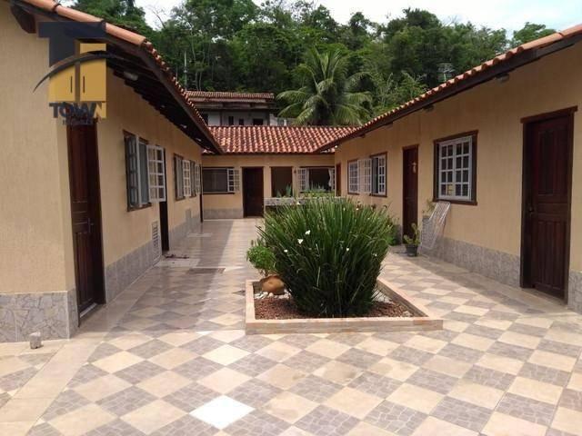Casa com 1 dormitório para alugar por R$ 850,00/mês - Serra Grande - Niterói/RJ