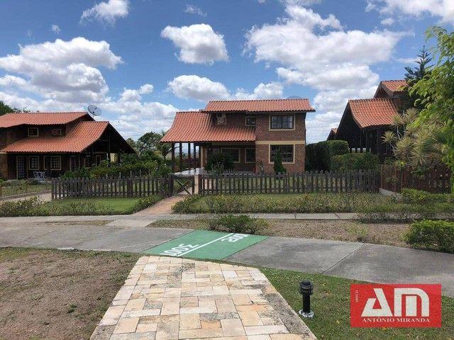 Casa com 6 dormitórios à venda, 350 m² por R$ 550.000,00 - Novo Gravatá - Gravatá/PE - Foto 10