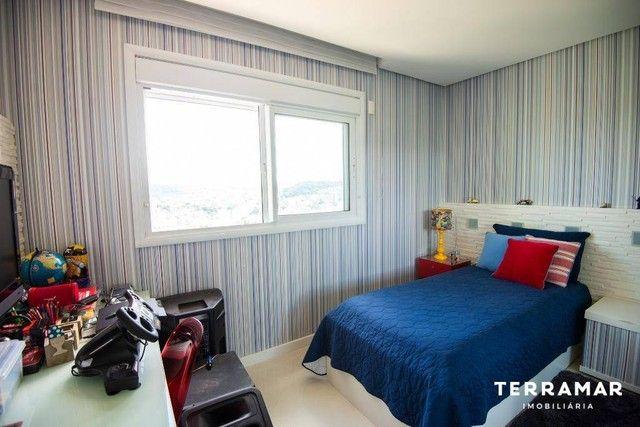 Apartamento com 3 dormitórios para alugar, 229 m² por R$ 10.000/mês - Centro - Novo Hambur - Foto 11