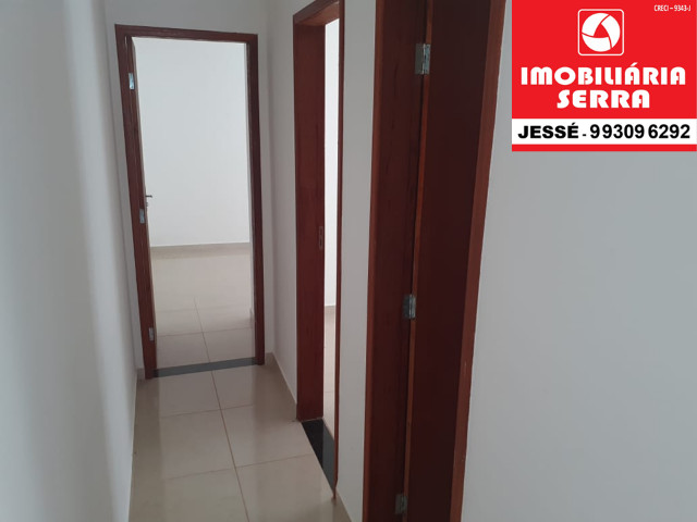 JES 065. Vendo casa nova em Residencial Centro da Serra com 70M² - Foto 3