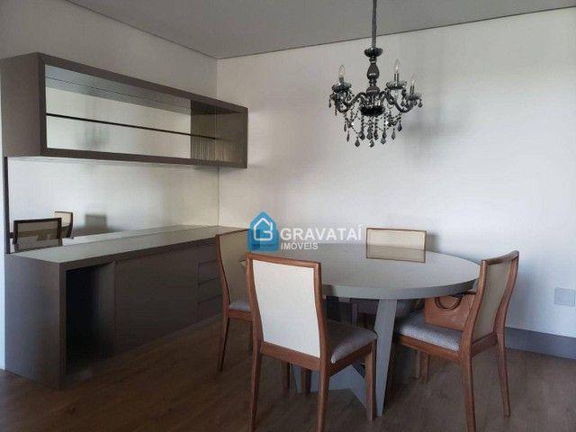 Apartamento com 2 dormitórios para alugar, 85 m² por R$ 2.200/ano - Centro - Gravataí/RS - Foto 5