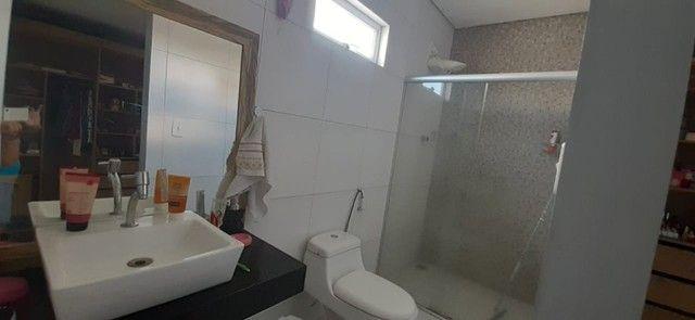 Vendo casa com 4 suites no condomínio residencial vilas dol ago .em Patos-PB  - Foto 13