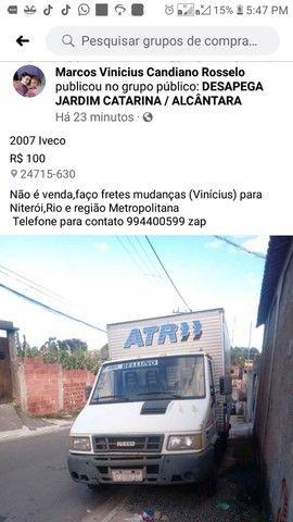 Fretes mudancas (Vinicius) - Foto 4
