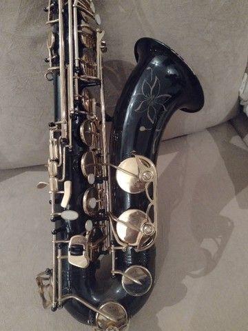 Saxofone Tenor Conductor Custom by Ivan Meyer - Foto 5