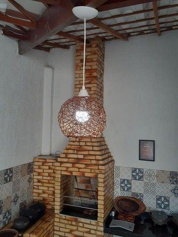Luminária artesanal. - Foto 2