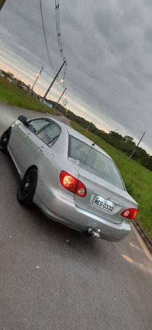 Corolla XLI 1.6 Automático 2004 - Foto 3