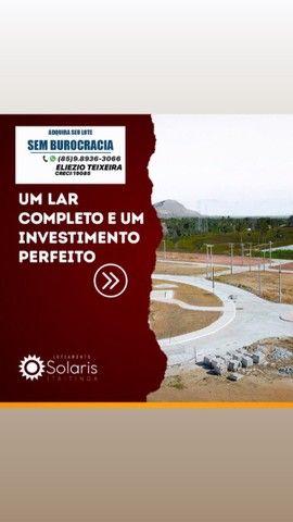 More ou invista no Loteamento Solaris em Itaitinga  - Foto 12