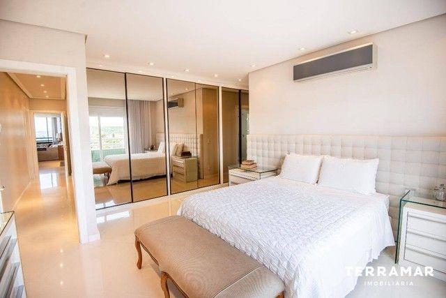 Apartamento com 3 dormitórios para alugar, 229 m² por R$ 10.000/mês - Centro - Novo Hambur - Foto 13