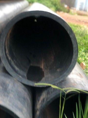 Tubos Pead Pn 6 Resina Pe100 (Produtos Usados) - Foto 5