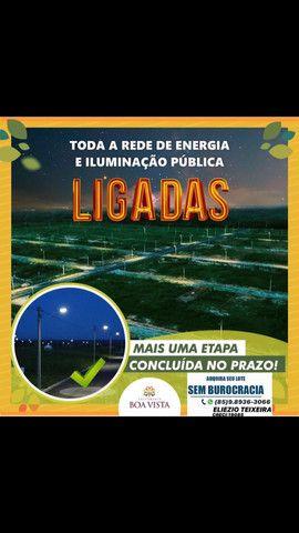Melhor loteamento da região, com infraestrutura completo! - Foto 2