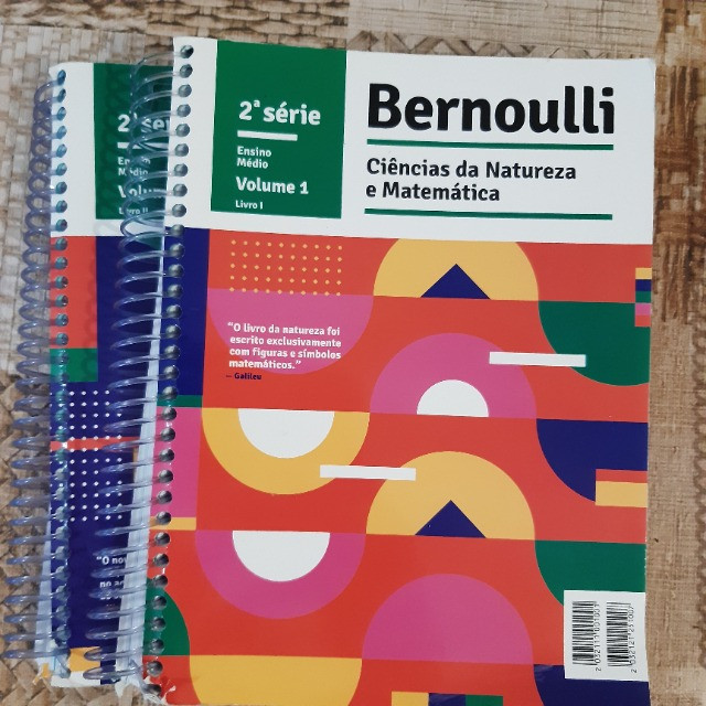 Apostilas Bernoulli - 2° ano - ensino médio - Foto 2