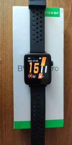Smartwatch BlitzWolf Bw Hl1 Pro Original e Lacrado - Foto 3