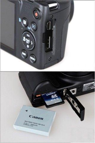 Câmera Canon OBS:aceito troca por smartphone ou PS4 - Foto 5