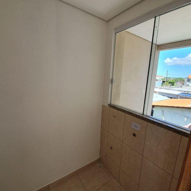 Apartamento novo 2º andar 2 quartos perto da praia em Barra Velha - Foto 10