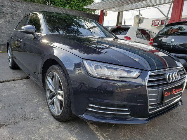 Audi A4 Launch Edition TFSI 2.0 C/ Teto Impecável - Foto 3