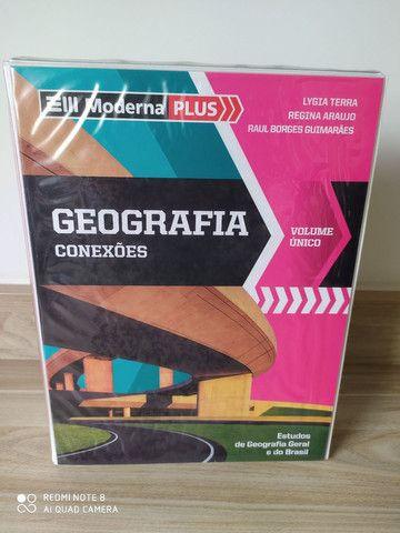 Livro Geografia Moderna Plus