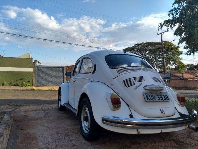 VW Fusca 1500 74 - Foto 4