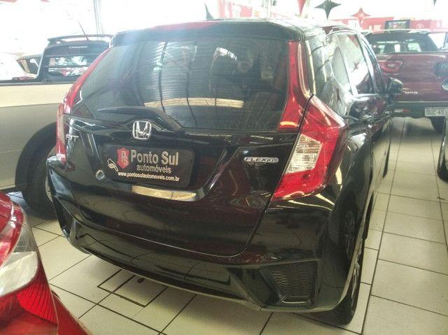 ML- Honda Fit EX 1.5 2015 Automática! - Foto 4