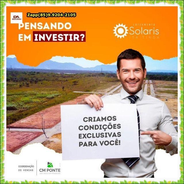 Loteamento Solaris - Faça uma visita-$@$ - Foto 12