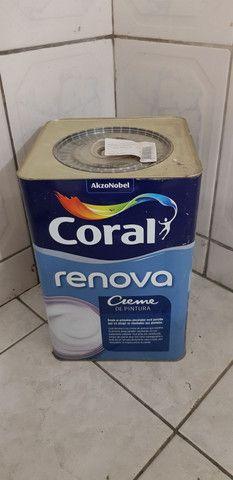 Tinta coral 16L não aberta
