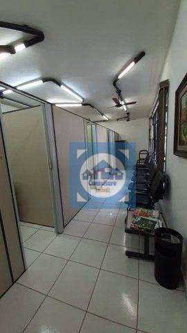 Sala para alugar, 46 m² por R$ 1.600,00/mês - Encruzilhada - Santos/SP - Foto 11