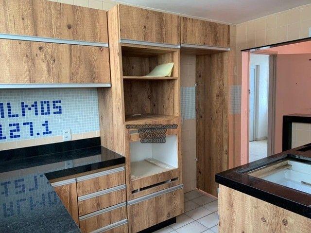 Lindo apartamento no setor Oeste, rico em armários, Goiânia, GO! - Foto 12