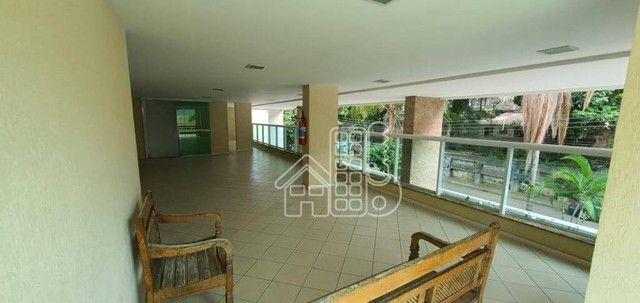 Apartamento com 3 dormitórios à venda, 130 m² por R$ 748.000,00 - Ingá - Niterói/RJ - Foto 18