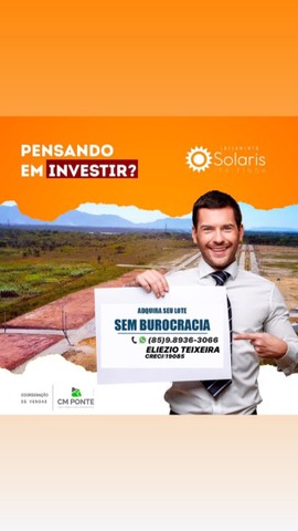 More ou invista no Loteamento Solaris em Itaitinga  - Foto 13