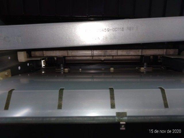 Hp Plotter Designjet T120 Eprinter Com Bulk de 300 Ml cada cor - Foto 3