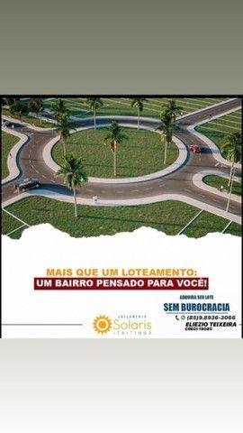 More ou invista no Loteamento Solaris em Itaitinga  - Foto 9