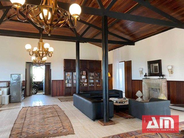 Casa com 5 dormitórios à venda, 390 m² por R$ 1.300.000,00 - Alpes Suiços - Gravatá/PE - Foto 3