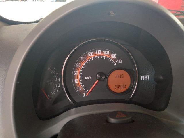 Fiorino hard working 2020 apenas 20.000 km analisamos score - Foto 9