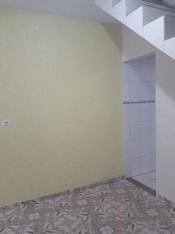 Sobrado 02 dorm 03 wcs Geminado, Radio Clube em Santos.SP. - Foto 4