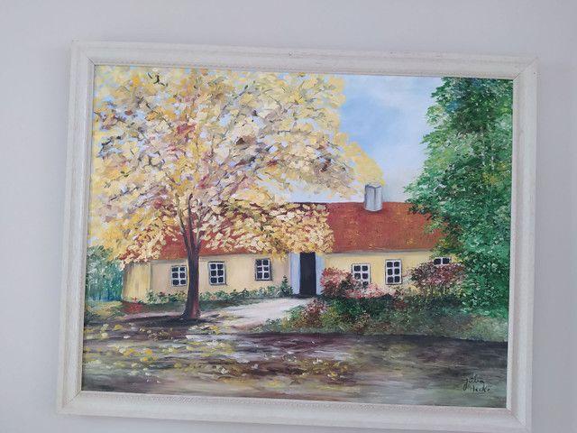 Quadro Casa do Chopin Polonia - Foto 2