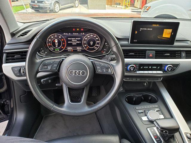 Audi A4 Launch Edition TFSI 2.0 C/ Teto Impecável - Foto 10