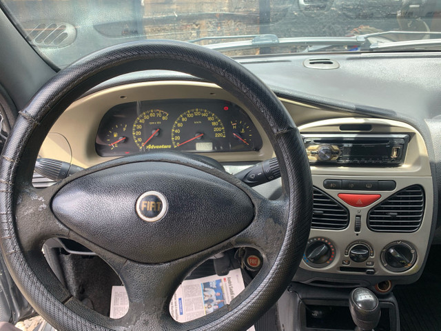 Fiat palio weekend adventure 1.6 16v 2002  - Foto 6