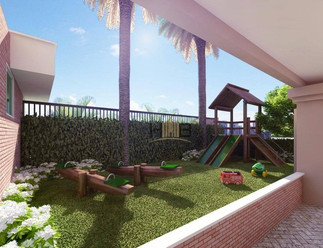Apartamento à venda na Parquelândia, Ed. Gran Terrazzo, 151 m², 3 suítes, 3 vagas, Fortale - Foto 10