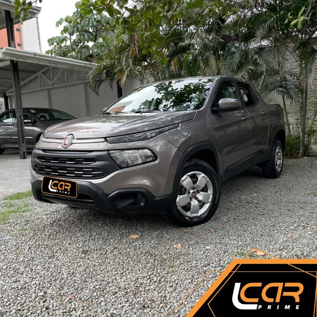 Fiat Toro / Automática / Flex / 2020 - Foto 2